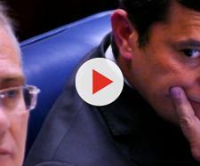 Sérgio Moro pode receber processos que envolve Renan Calheiros com a extinção do foro especial