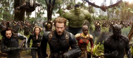 Avengers: Infinity War' empieza a batir récords antes de su estreno - hipertextual.com