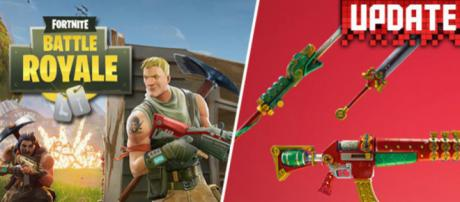 Fortnite V.2.5.0 Patch Notes: Battle Royale new weapons, changes ... - newsgw.com