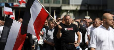 Il neonazismo sta aumentando in Germania.