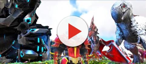 'ARK's' Extinction Core server - YouTube/KingDaddyDMAC