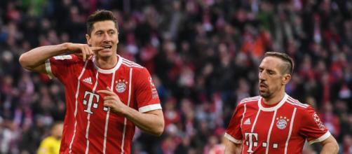 Bundesliga - Bayern Munich 6-0 Dortmund: Bayern Munich put six ... - marca.com