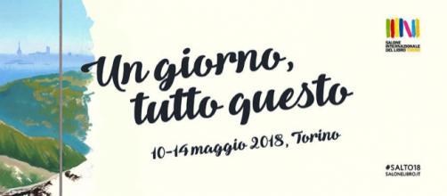 Il Salone del Libro di Torino dal 10 al 14 maggio 2014.