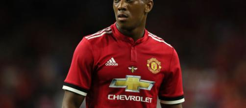 El Camp Nou espera a Anthony Martial.