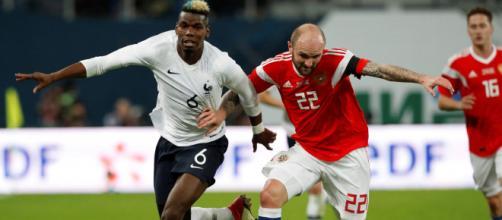 FIFA advierte a Rusia por abusos racistas a jugadores en el Mundial 2018.