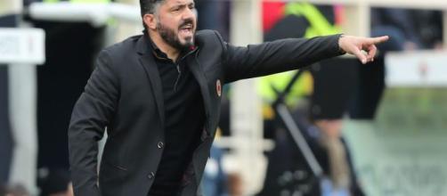 Gennaro Ivan Gattuso, attuale allenatore del Milan.