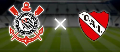 Independiente x Corinthians ao vivo