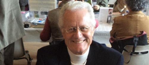 Jean-François PRé Parrain de la 9e édition du Salon International du livre de Mazamet