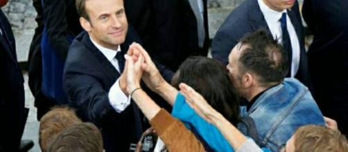 La popularité de Macron est à nouveau au beau fixe - blastingnews.com