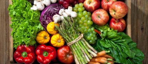 Las frutas y verduras son indispensables en la dieta