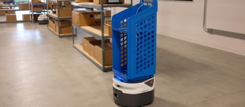 Nuevos robots están siendo producidos.