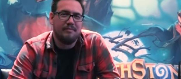 Ben Brode Hearthstone - Image credit - AOTF | YouTube