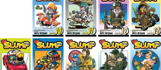 Dr. Slump - Akira Toriyamas erstes erfolgreiches Werk