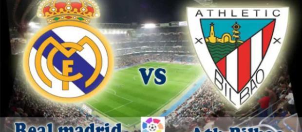 Gran duelo en casa del Real Madrid.