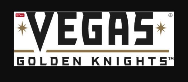 Las vegas Glden Knights - Image via Chris Creamer's Sports Logos | Wikimedia