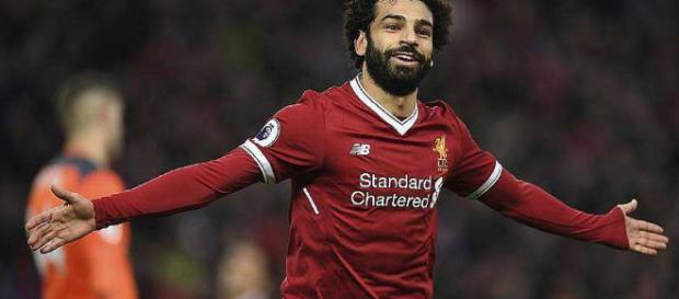 Premier League. Mohamed Salah, à la vitesse de l'éclair - ouest-france.fr