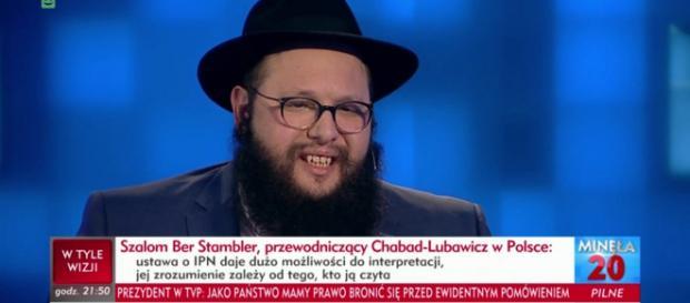 Rabin wściekł się. Na jedno pytanie nie umiał odpowiedzieć