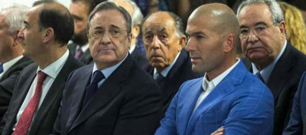 Zidane não vai gostar da resposta de Florentino