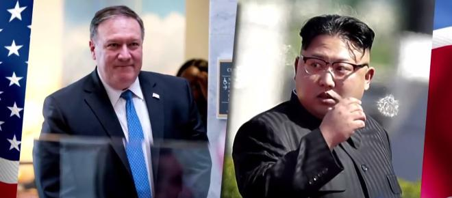 CIA director Mike Pompeo makes secret visit to North Korea