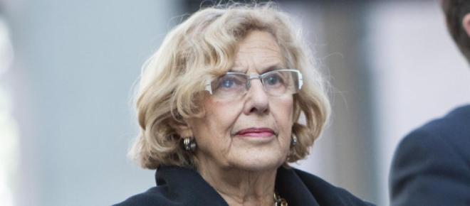 Manuela Carmena traiciona a Podemos y da un 'notición' de última hora