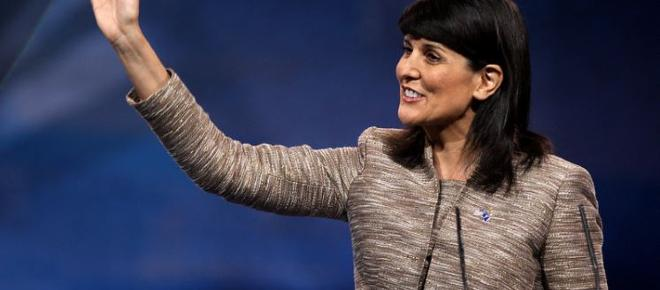 Nikki Haley says she is not confused