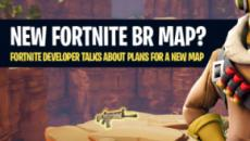 'Fortnite Battle Royale' developer talks about the possibility of a new game map