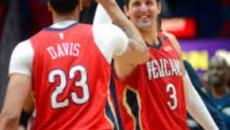 NBA : New Orleans mène 3-0 contre Portland à la dérive