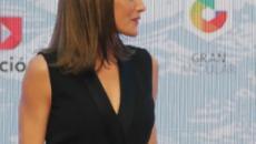 El discurso de Letizia Ortiz en los premios 'El Barco de Vapor'