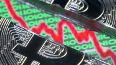 El precio de Bitcoin se evapora un 70%