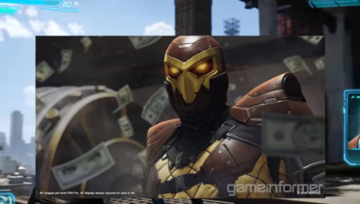 Spider-Man' PS4: Revamped Shocker and new Peter Parker
