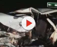 Cantor sertanejo morre em grave acidente após show em Goiás