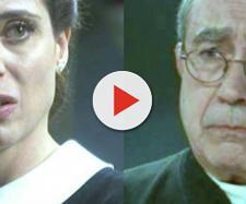 Il Segreto, giugno 2018: Nazaria fa una confessione a Don Anselmo