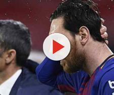 Leo Messi continua sendo a estrela do time