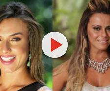 Treta entre Viviane Araújo e Nicole Bahls é esclarecida