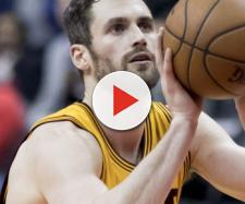 Tyronn Lue Gives Update on Kevin Love's Status for Game 3