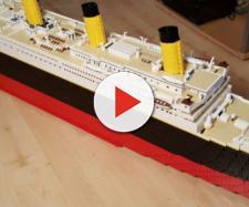 Un nuovo Titanic LEGO è stato varato foto - leganerd.com