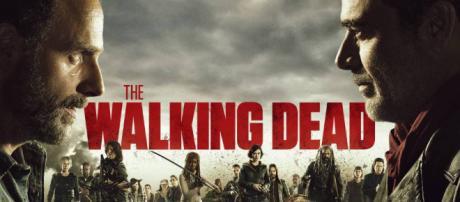 La octava temporada de Walking Dead quizo reivindicarse.