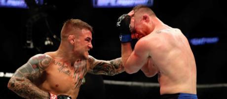 Poirier dio TKO a Gaethje en un clásico. Low Kick MMA.com.