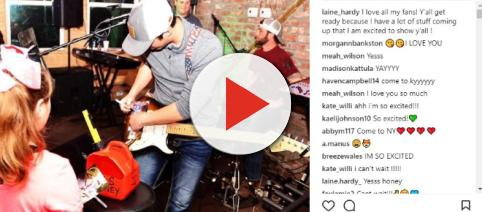 American Idol alum Laine Hadry puts out a teaser about something big coming soon - Image credit- Laine Hardy | Instagram