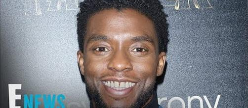 Chadwick Boseman set to speak at Howard University commencement [Image: E! News/YouTube screenshot]
