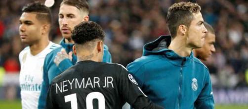 Cristiano Ronaldo pode estar de saída. (foto reprodução).
