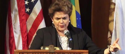 Dilma diz que corrupção no Brasil é menor que a dos Estados Unidos.