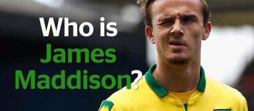 El Norwich City podria perder a Maddison este verano.