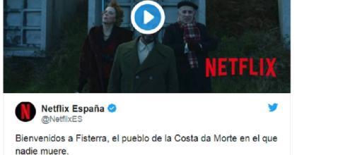 El pueblo de Galicia en el que nadie muere, según Netflix ... - elpais.com