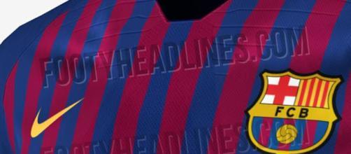 Posiblemente esta sea la nueva equipación del FC Barcelona 2018-2019. - mundodeportivo.com