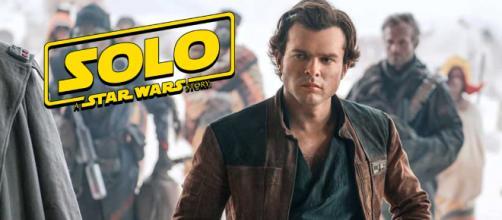 Primeras imágenes de Han Solo: Una historia de Star Wars