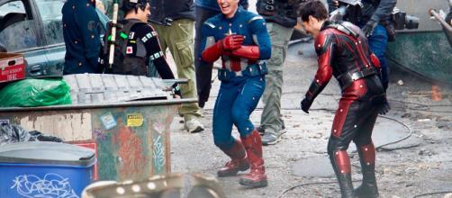 Se filtran fotos de Avengers 4 con posibles spoilers.