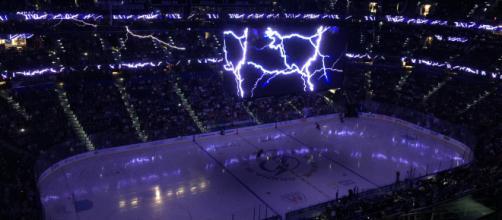Tampa Bay Lightning Preshow -- Mrs. Gemstone/Flickr
