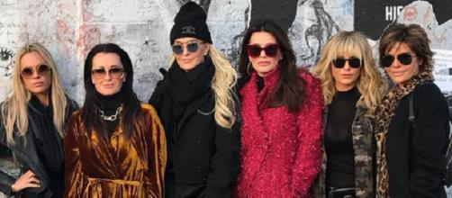 'The Real Housewives of Beverly Hills' season 8 cast (Photo credit: Kyle Richards/Instagram)