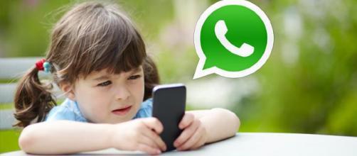 WhatsApp tampoco quiere problemas con menores de 16 años. - com.mx
